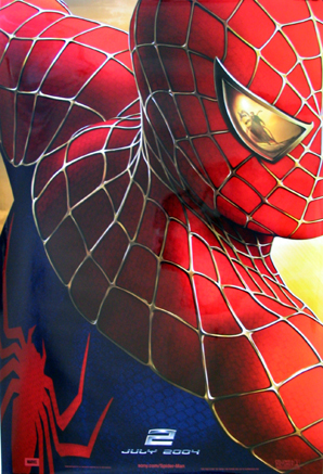 SPIDERMAN 2 (Spider-Man 2) @ FilmPosters.com