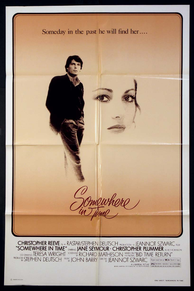 SOMEWHERE IN TIME @ FilmPosters.com