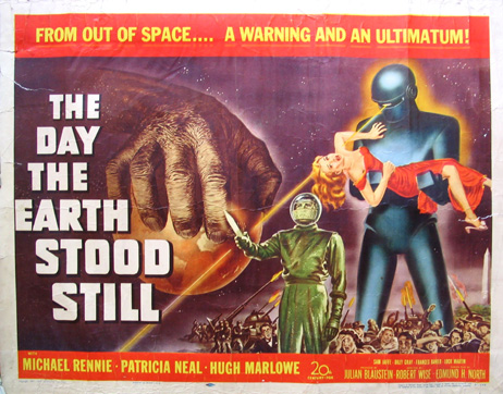 DAY THE EARTH STOOD STILL, THE @ FilmPosters.com