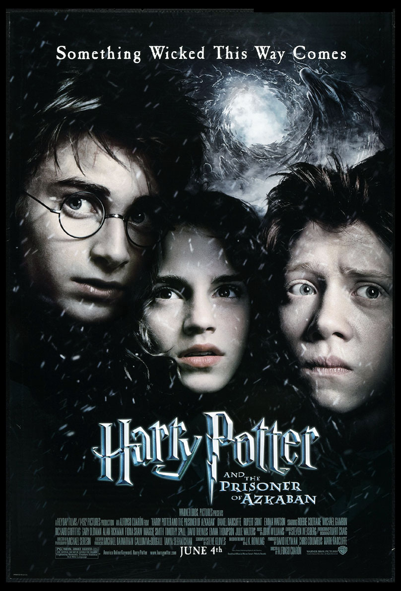 HARRY POTTER AND THE PRISONER OF AZKABAN @ FilmPosters.com