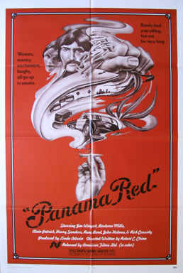 PANAMA RED @ FilmPosters.com