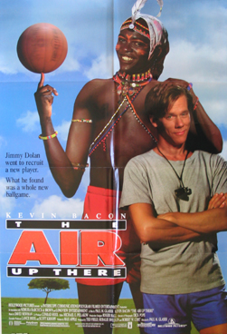 AIR UP THERE, THE @ FilmPosters.com