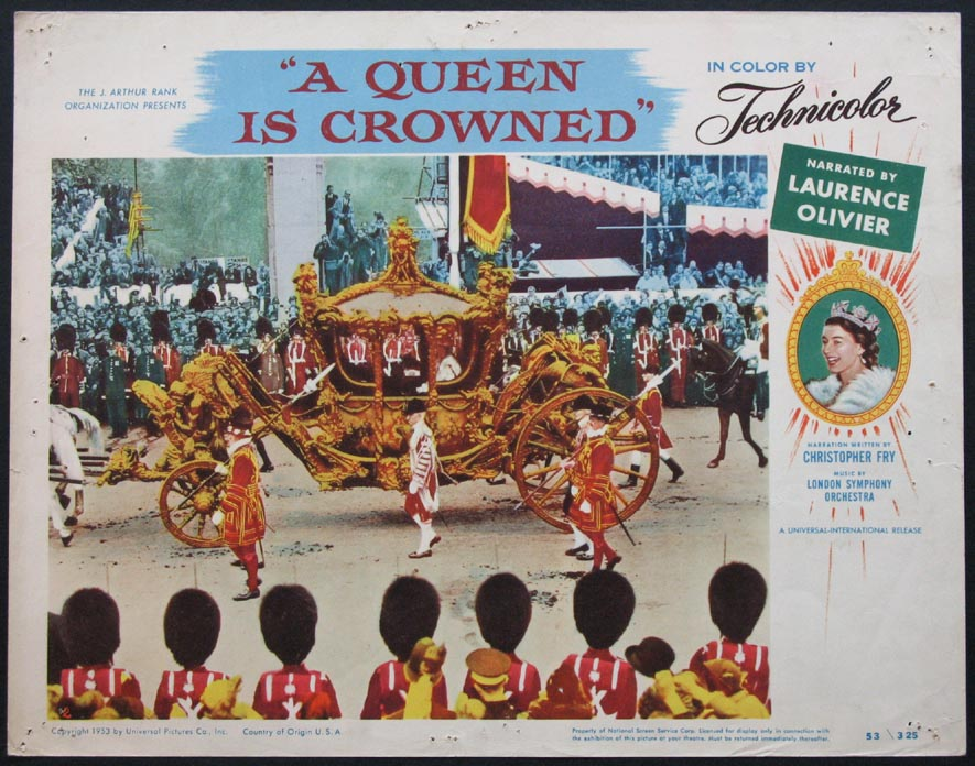 QUEEN IS CROWNED, A (A Queen Is Crowned) @ FilmPosters.com