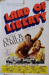 LAND OF LIBERTY, THE @ FilmPosters.com