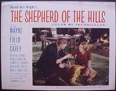 SHEPHERD OF THE HILLS @ FilmPosters.com