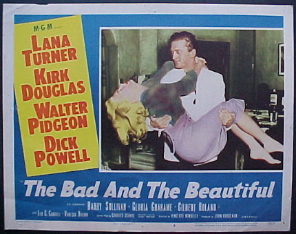BAD AND THE BEAUTIFUL, THE @ FilmPosters.com