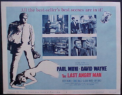 LAST ANGRY MAN, THE @ FilmPosters.com