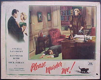 PLEASE MURDER ME! @ FilmPosters.com