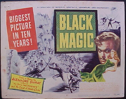 BLACK MAGIC @ FilmPosters.com