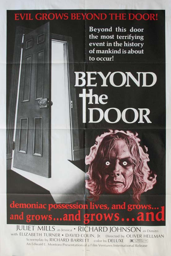BEYOND THE DOOR @ FilmPosters.com