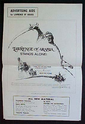 LAWRENCE OF ARABIA @ FilmPosters.com