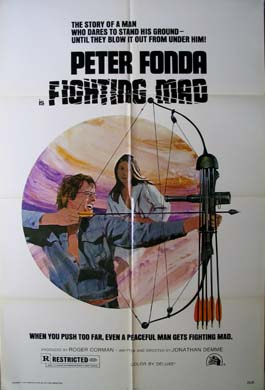 FIGHTING MAD @ FilmPosters.com