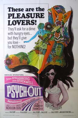 PSYCH-OUT (Psychout) @ FilmPosters.com