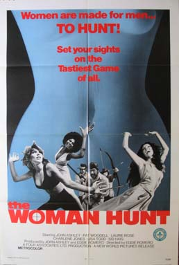 WOMAN HUNT, THE @ FilmPosters.com