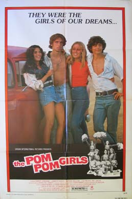 POM POM GIRLS, THE (The Pom-Pom Girls) @ FilmPosters.com