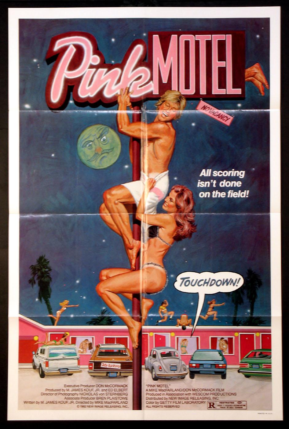 PINK MOTEL @ FilmPosters.com