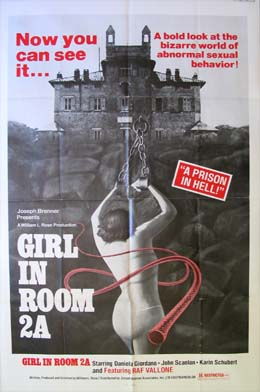 GIRL IN ROOM 2A @ FilmPosters.com