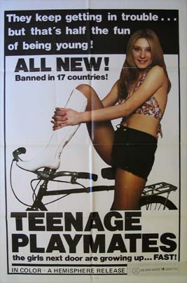 TEENAGE PLAYMATES @ FilmPosters.com