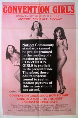 CONVENTION GIRLS @ FilmPosters.com