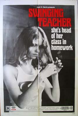 SWINGING TEACHER @ FilmPosters.com