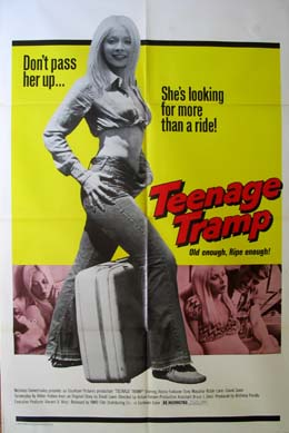 TEENAGE TRAMP @ FilmPosters.com