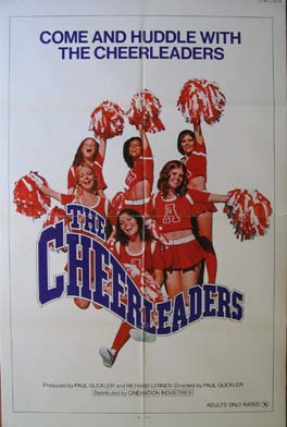 CHEERLEADERS, THE @ FilmPosters.com