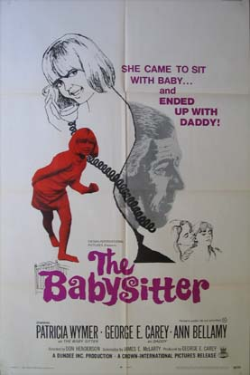 BABYSITTER, THE @ FilmPosters.com