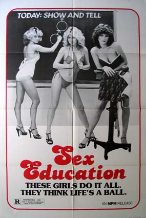 SEX EDUCATION Movie Poster ...