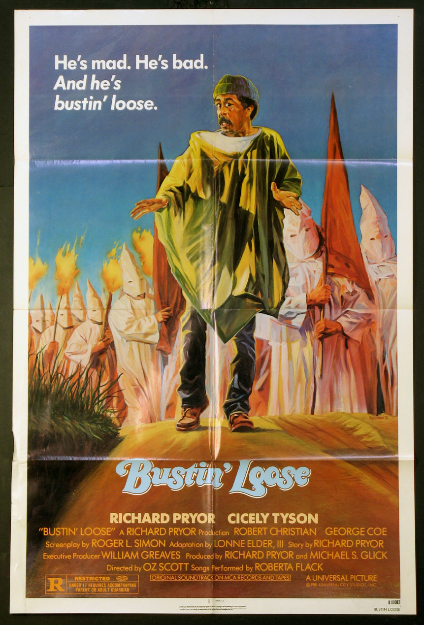 BUSTIN' LOOSE (Bustin Loose) @ FilmPosters.com