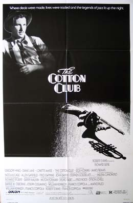 COTTON CLUB, THE @ FilmPosters.com
