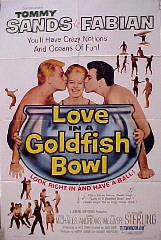 LOVE IN A GOLDFISH BOWL @ FilmPosters.com