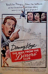 MAN FROM THE DINERS' CLUB, THE @ FilmPosters.com
