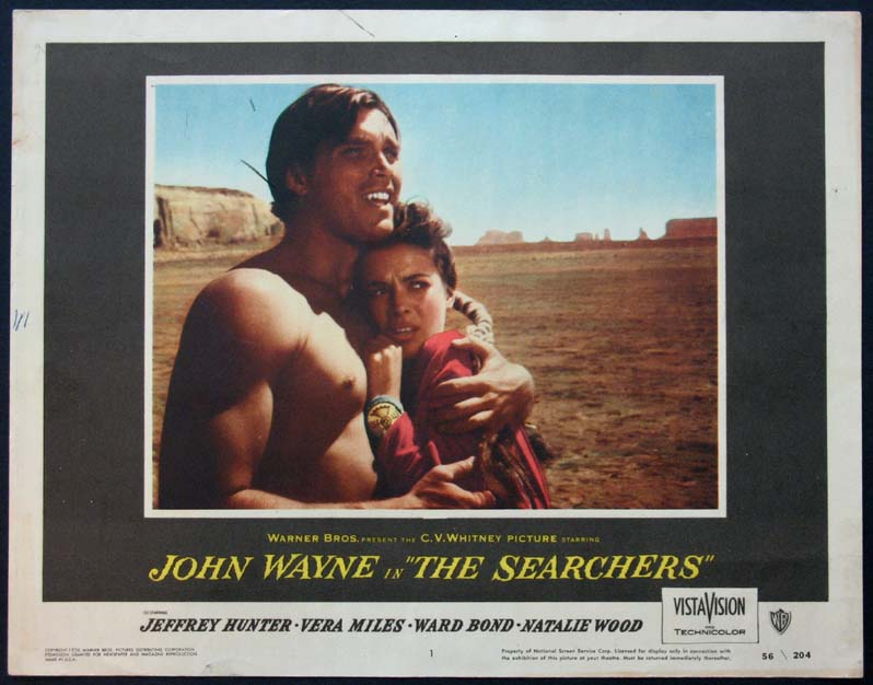 SEARCHERS, THE (The Searchers) @ FilmPosters.com
