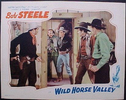WILD HORSE VALLEY @ FilmPosters.com