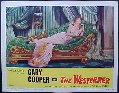 WESTERNER, THE @ FilmPosters.com