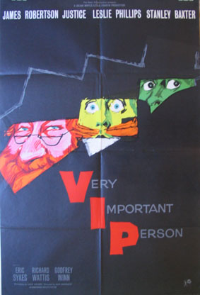 VERY IMPORTANT PERSON (aka Coming-Out Party) @ FilmPosters.com