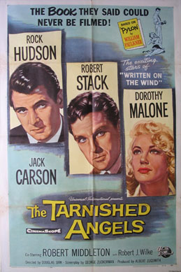 TARNISHED ANGELS, THE @ FilmPosters.com