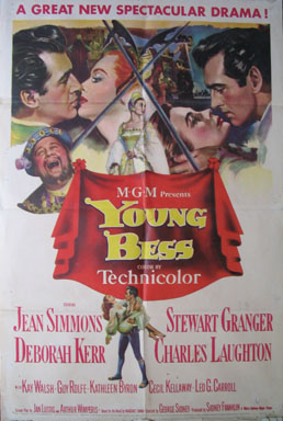 YOUNG BESS @ FilmPosters.com