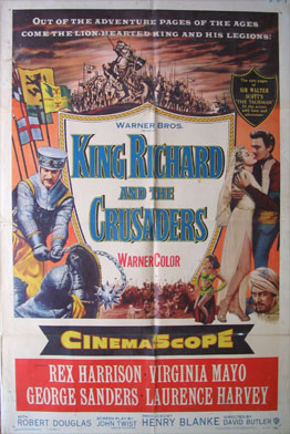 KING RICHARD AND THE CRUSADERS @ FilmPosters.com