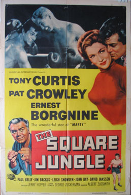 SQUARE JUNGLE @ FilmPosters.com