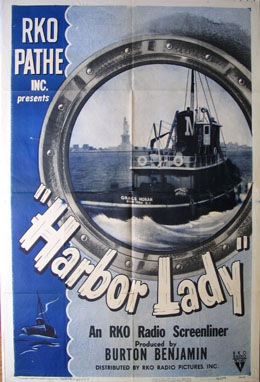 HARBOR LADY @ FilmPosters.com