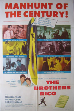 BROTHERS RICO, THE @ FilmPosters.com