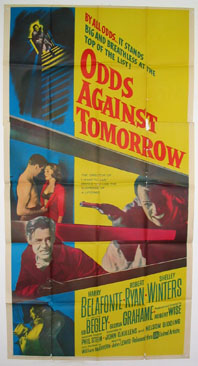 ODDS AGAINST TOMORROW @ FilmPosters.com