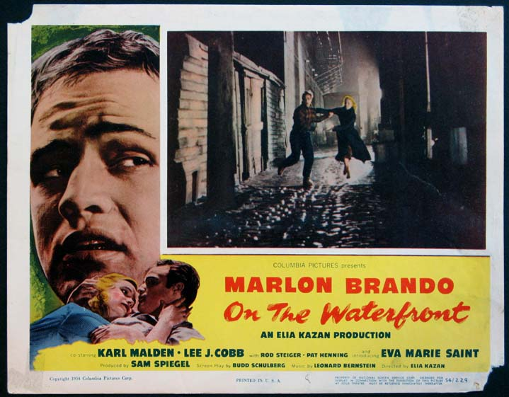 ON THE WATERFRONT @ FilmPosters.com