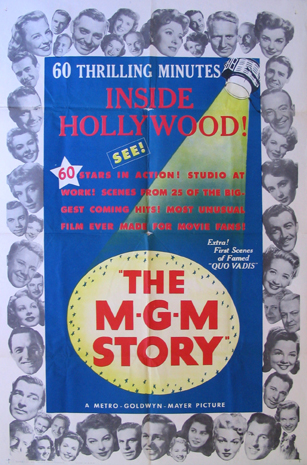 MGM STORY (The MGM Story) @ FilmPosters.com