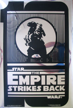 EMPIRE STRIKES BACK - 10th Anniversary Mylar @ FilmPosters.com