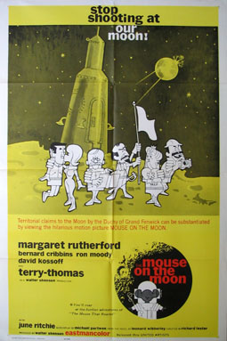 MOUSE ON THE MOON @ FilmPosters.com