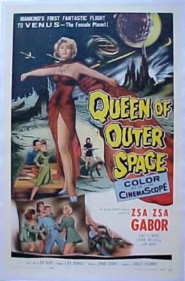 QUEEN OF OUTER SPACE @ FilmPosters.com