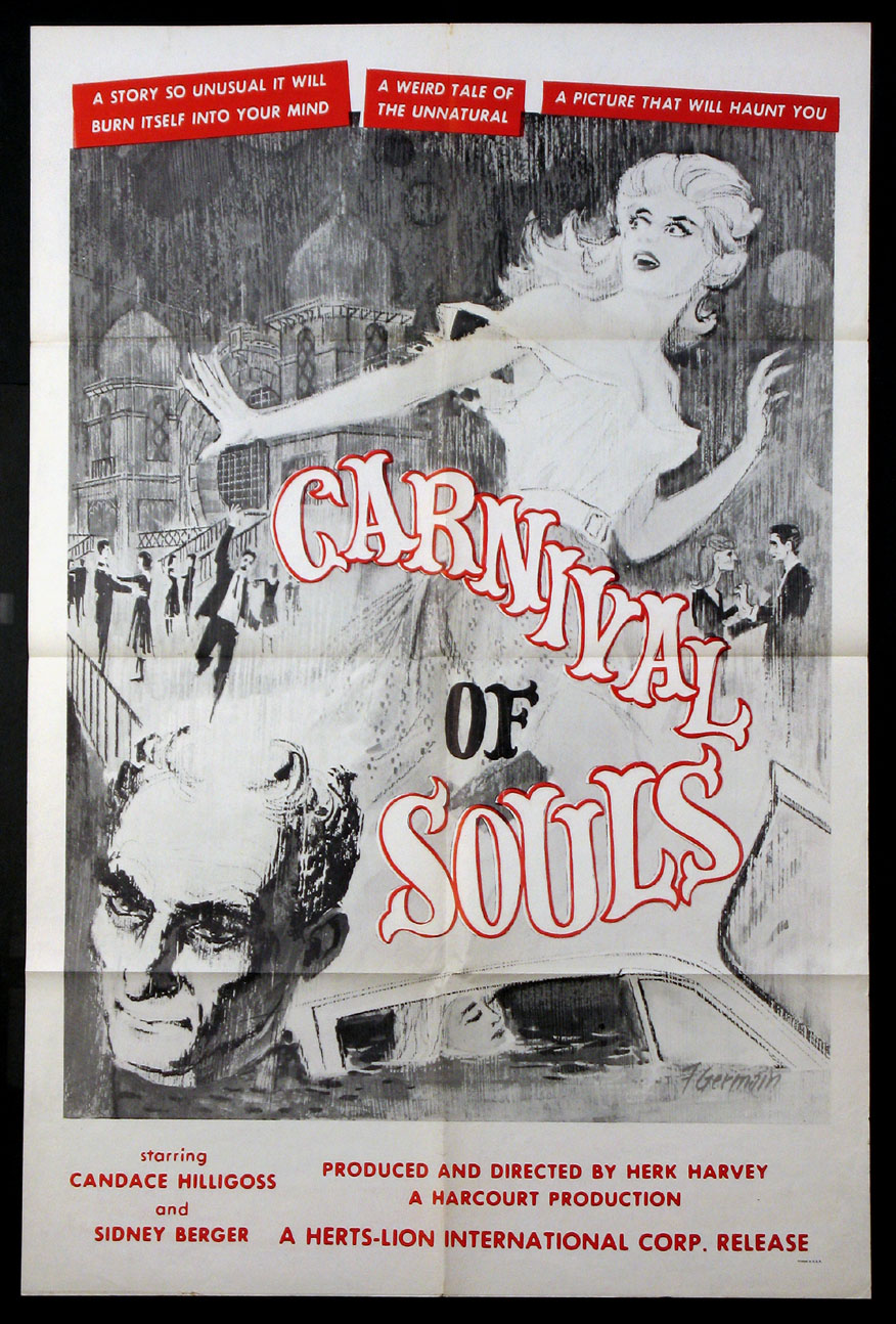 CARNIVAL OF SOULS @ FilmPosters.com