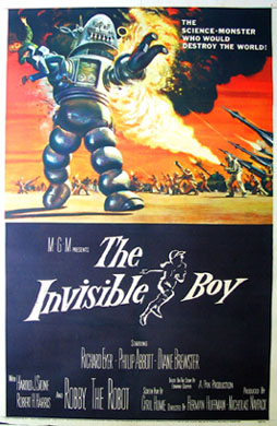INVISIBLE BOY, THE @ FilmPosters.com